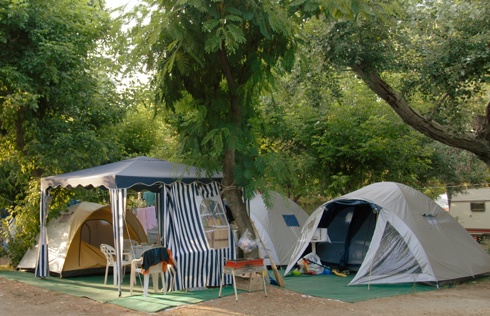 Camping Armenistis - CP013 • Greece In