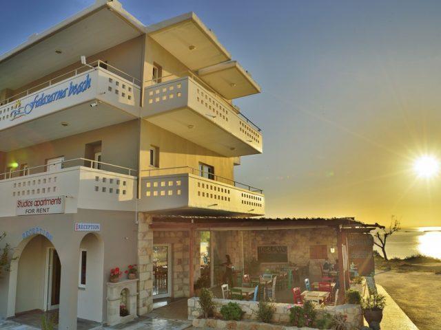 Falasarna Beach Studio Apartments – RL011