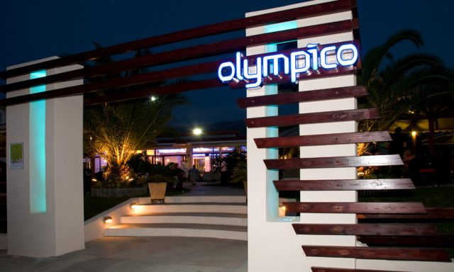 Olympico Cafe – SP013