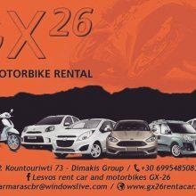 GX26 Rent a Car – SP015