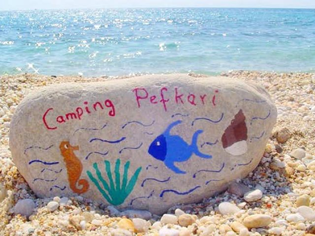 Camping Pefkari Beach – CP019